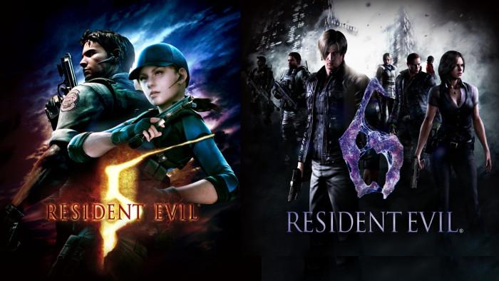 Resident Evil 5 e 6 Arrivano su Nintendo Switch il 29 Ottobre