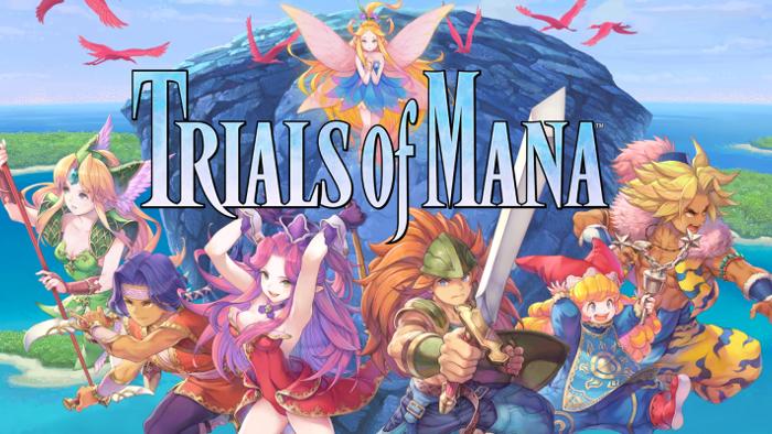 Trials of Mana Annunciato per Nintendo Switch