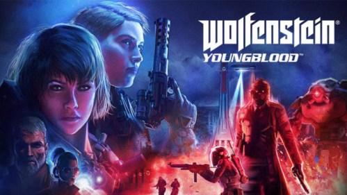 Wolfenstein Youngblood Nintendo Switch