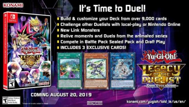 Yu-Gi-Oh! Legacy of the Duelist: Link Evolution Nintendo Switch
