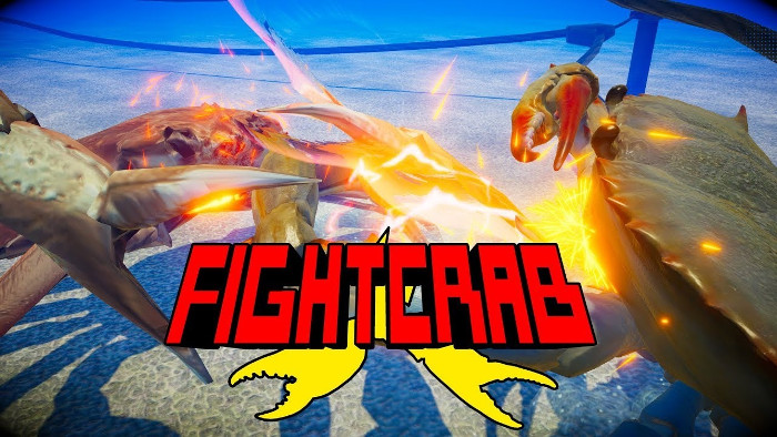 Fight Crab Arriva in Occidente a Settembre
