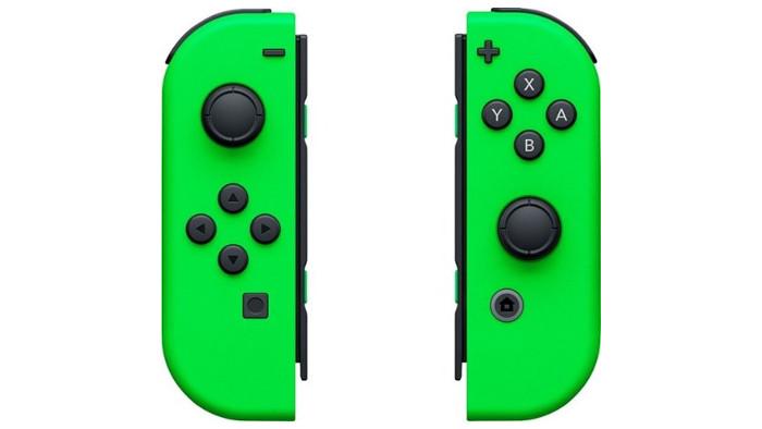 I Neon Green Joy-Con Arrivano in Esclusiva su Best Buy