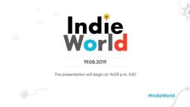 Nintendo Indie World Nintendo Switch