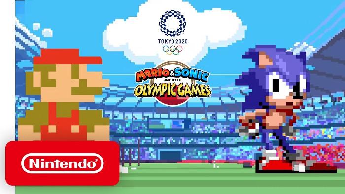 Novità per Mario & Sonic at the Olympic Games Tokyo 2020