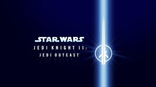 Star Wars Jedi Knight II Jedi Outcast Nintendo Switch