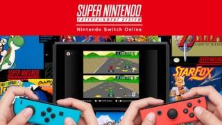 Super Nintendo Entertainment System SNES Nintendo Switch Online