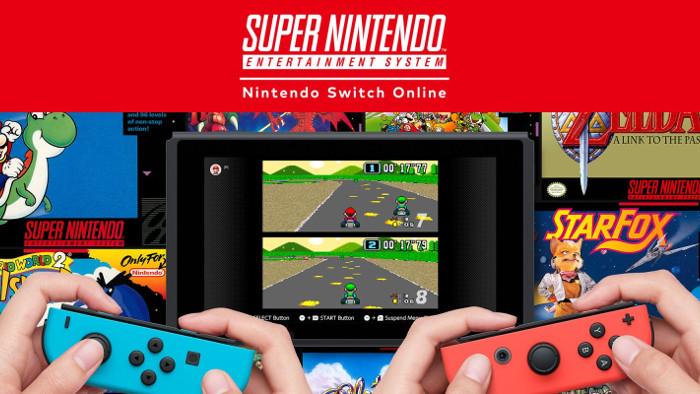 Ecco i Giochi dello SNES Nintendo Switch Online