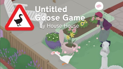 Untitled Goose Game Nintendo Switch