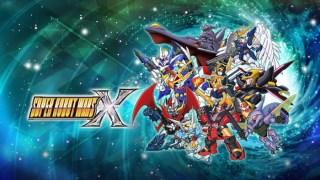 Super Robot Wars X Nintendo Switch