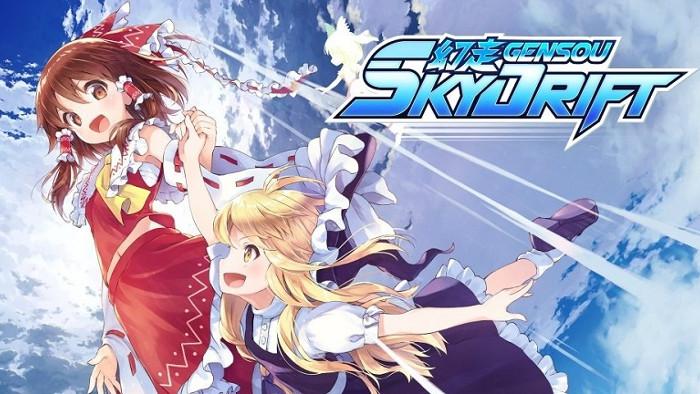 Gensou SkyDrift Arriva su Nintendo Switch il 12 Dicembre
