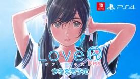 Lover Kiss Nintendo Switch