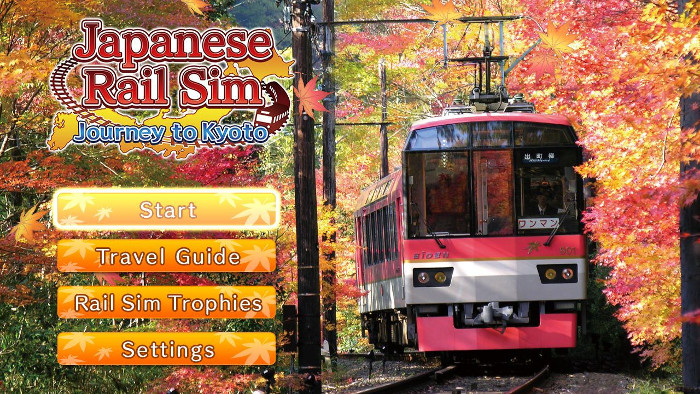 Japanese Rail Sim: Journey to Kyoto Arriva in Occidente