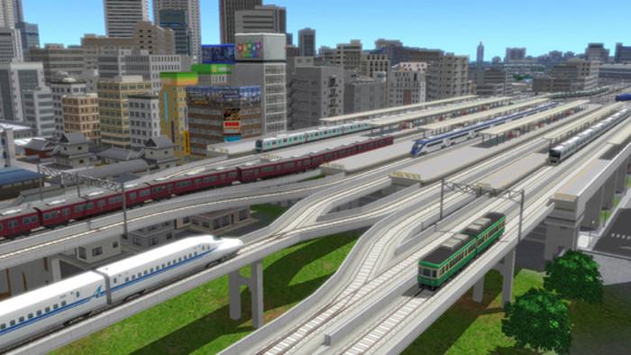Un gioco della Serie A-Train È in Sviluppo per Nintendo Switch