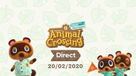 Animal Crossing Direct Nintendo Switch