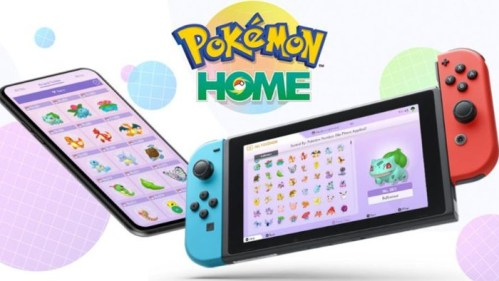 Pokémon HOME Nintendo Switch