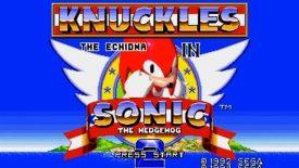 Sega Ages Sonic the Hedgehog 2 Nintendo Switch