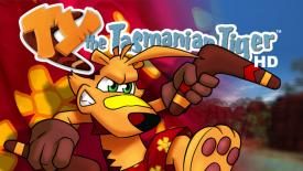 TY the Tasmanian Tiger HD Nintendo Switch