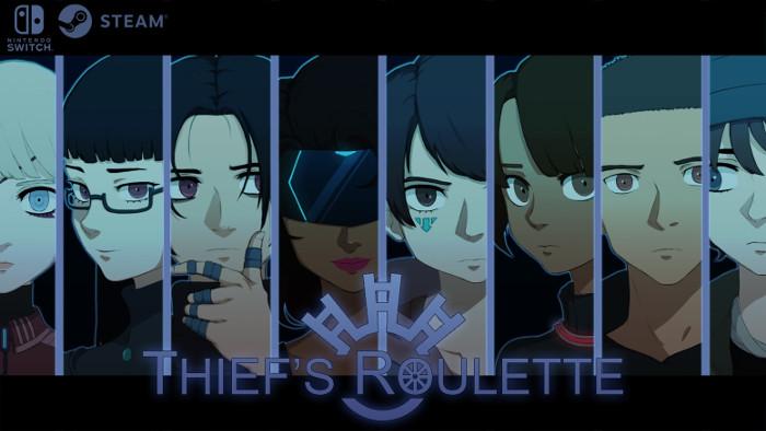 Thief's Roulette Arriva a Settembre su Nintendo Switch