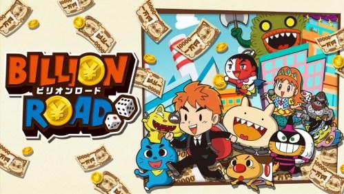 Billion Road Nintendo Switch