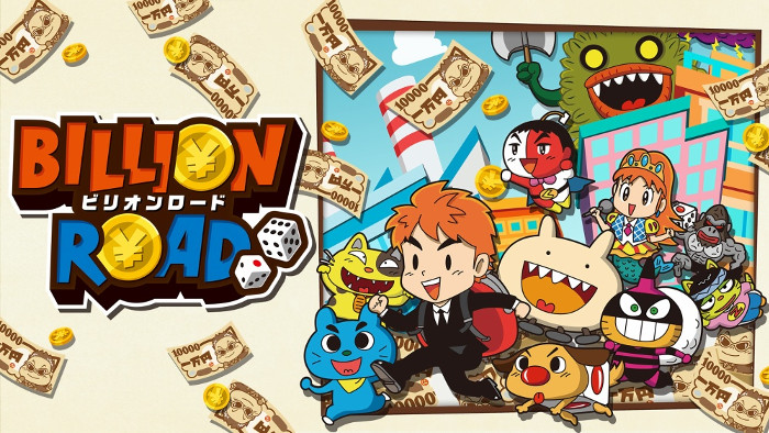 Billion Road Arriva su Nintendo Switch ad Aprile
