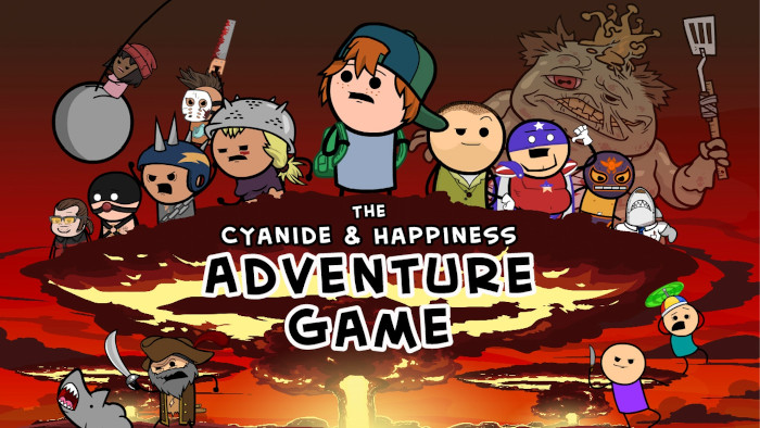 Cyanide and Happiness: Freakpocalypse Annunciato Durante l'Indie World