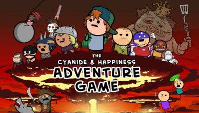 Cyanide and Happiness: Freakpocalypse Nintendo Switch