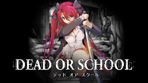 Dead or School Nintendo Switch