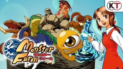 Monster Rancher Nintendo Switch