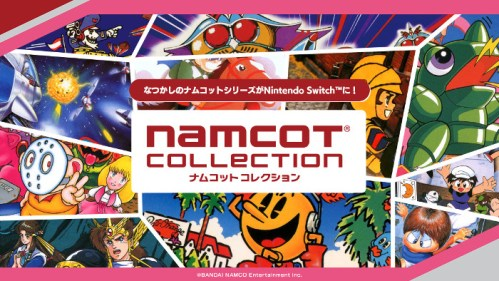 Namcot Collection Nintendo Switch