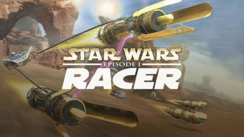Star Wars Episode I Racer Jedi Knight Jedi Academy Nintendo Switch