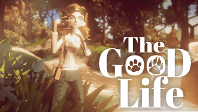 The Good Life Nintendo Switch