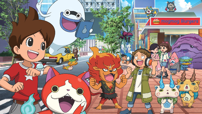 Level-5 Ha Annunciato Yo-kai Watch Jam: Yo-kai Academy Y