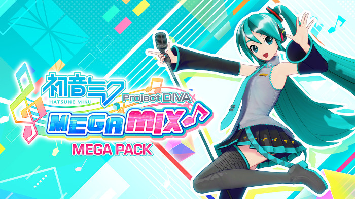Hatsune Miku: Project DIVA Mega Mix Arriva in Occidente il 15 Maggio