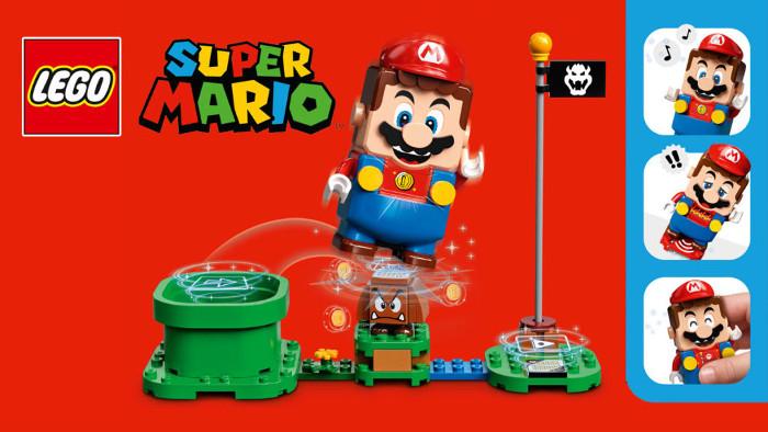 LEGO Super Mario Arriverà ad Agosto