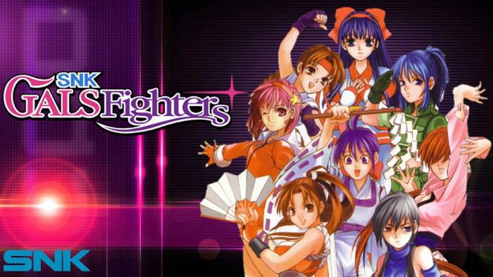 SNK Gals' Fighters Potrebbe Arrivare su Nintendo Switch