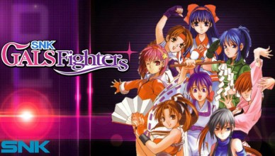 SNK Gals Fighters Nintendo Switch