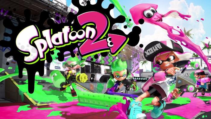 La Demo di Splatoon 2 Ritorna il 29 Aprile