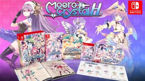 Moero Crystal H Collectors Edition Nintendo Switch