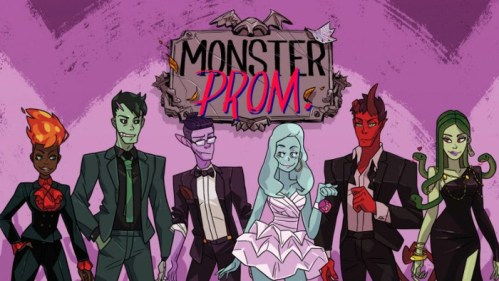 Monster Prom Nintendo Switch