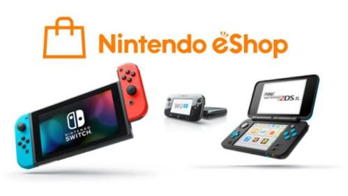 Nintendo 3DS Nintendo Wii U Nintendo eShop