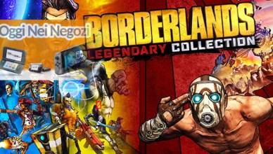 Oggi Nei Negozi: Borderlands Legendary Collection