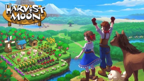 Harvest Moon: One World Nintendo Switch