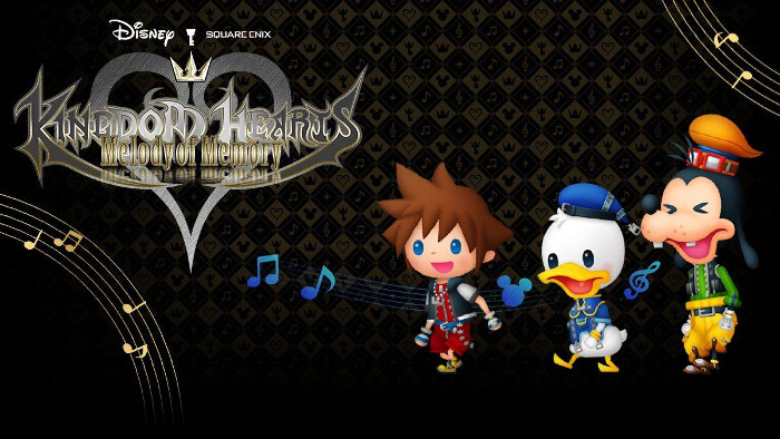 Annunciato Kingdom Hearts: Melody of Memory