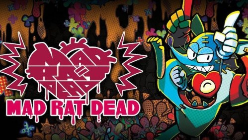 Mad Rat Dead Nintendo Switch