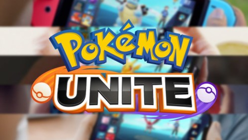 Pokémon Unite Nintendo Switch