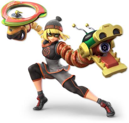 Super Smash Bros Ultimate Min Min Nintendo Switch 16