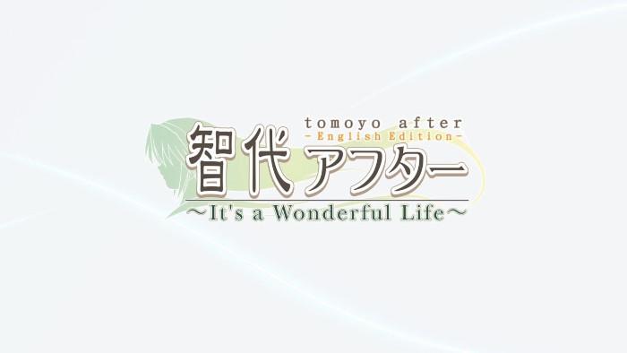 Tomoyo After Arriverà su Nintendo Switch il 10 Settembre