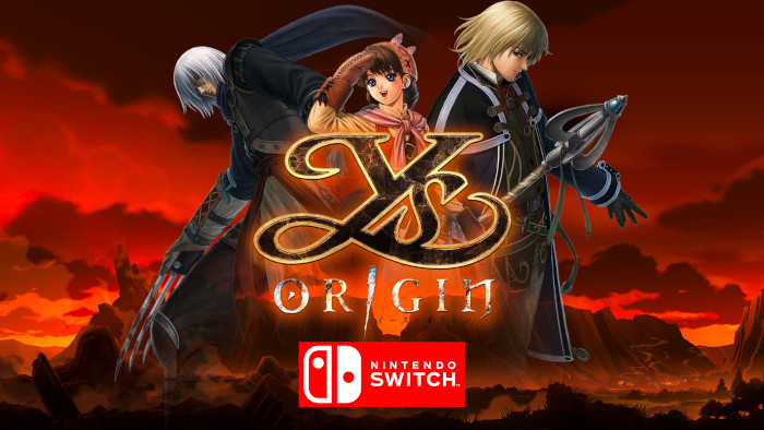 Ys Origin Arriverà su Nintendo Switch nel 2020