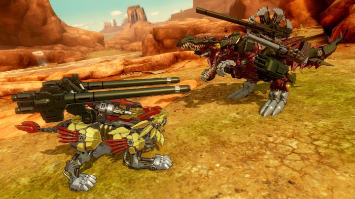 Il Nuovo Zoids per Nintendo Switch È Zoids Wild: Infinity Blast