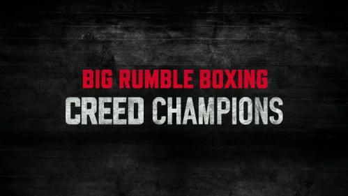 Big Rumble Boxing Creed Champion Nintendo Switch